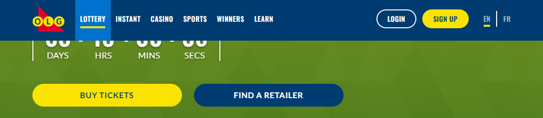 Todays LOTTO MAX Jackpot Winning Numbers 2021 OLG Result 2022